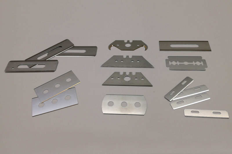 Industrial razor blades for all your cutting needs